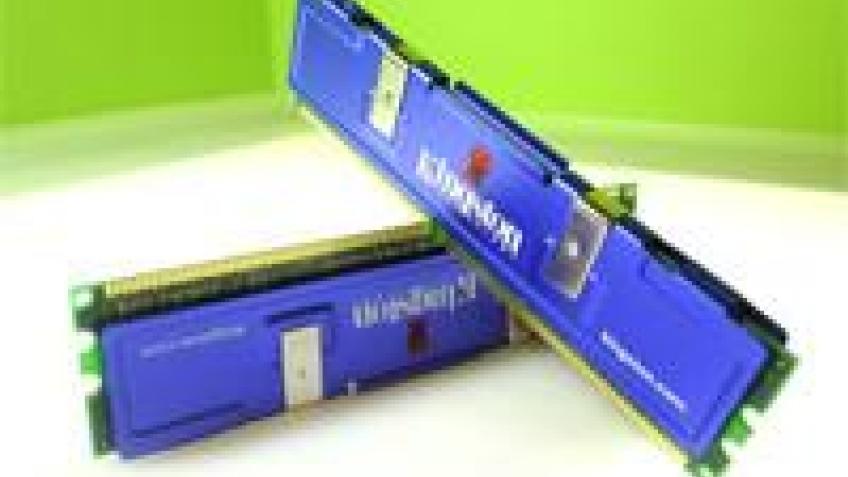 Kingston разгоняет DDR3 до2,13 ГГц