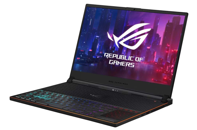 «Игромания» тестирует самый тонкий в мире игровой ноутбук ASUS Zephyrus S