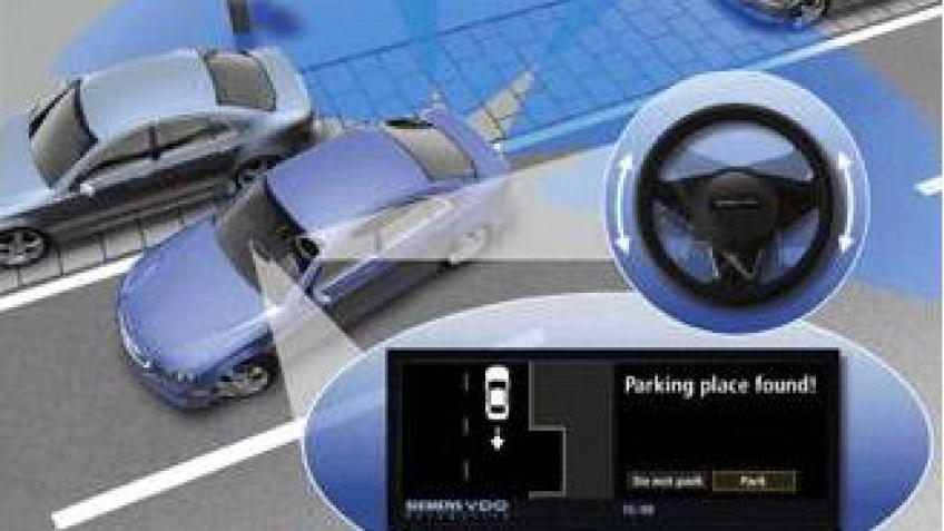 Siemens припаркует наши авто?