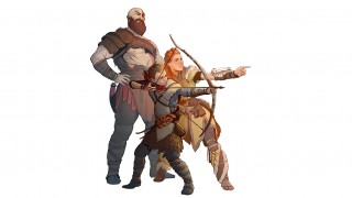 Как игровые разработчики поздравили авторов God of War с релизом их игры