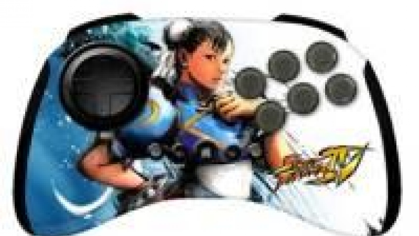 Street Fighter4 снабдят геймпадом