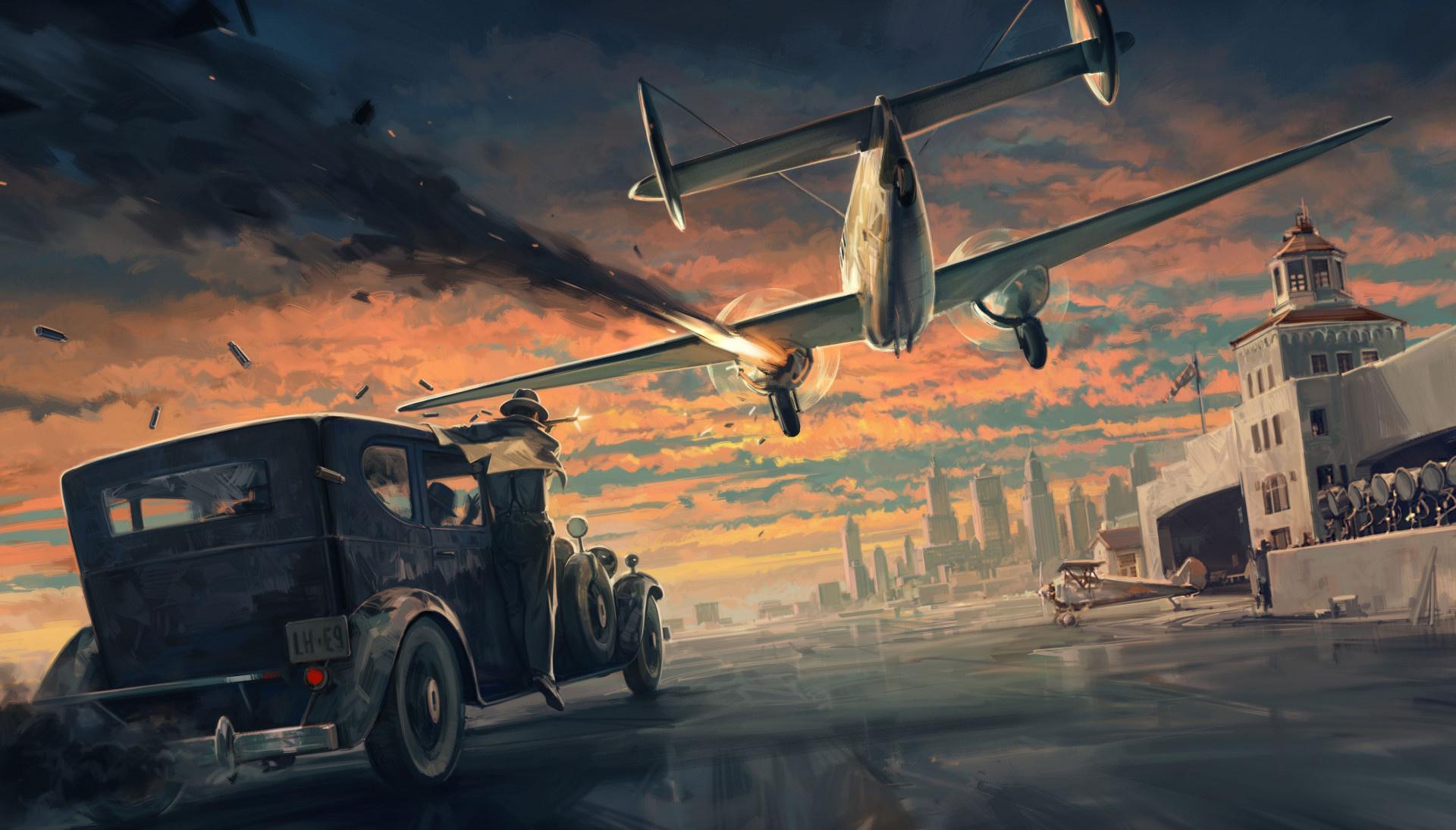 Авторы ремейка Mafia рассказали о классическом уровне сложности