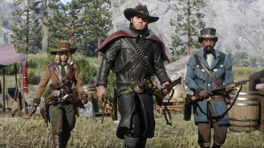 В магазине Rockstar началась своя «Чёрная пятница» с Red Dead и Grand Theft Auto