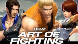 Разработчики King of Fighters14 продолжают знакомить с персонажами