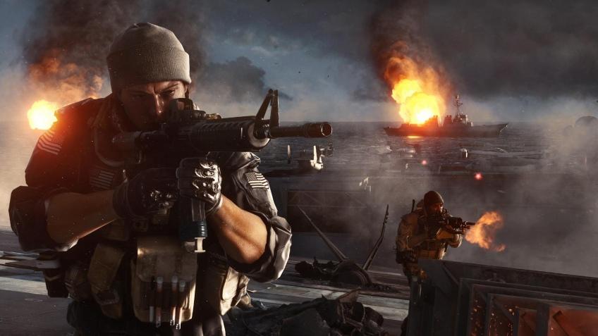 Дополнения для Battlefield4 раздают бесплатно