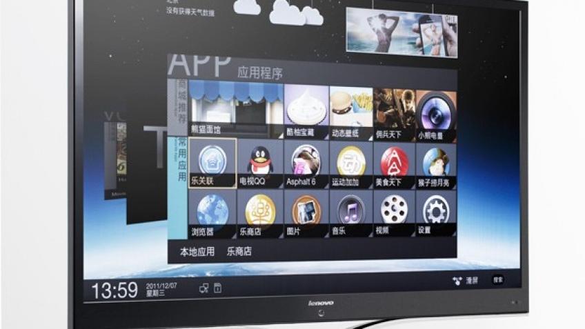 Lenovo на рынке телевизоров