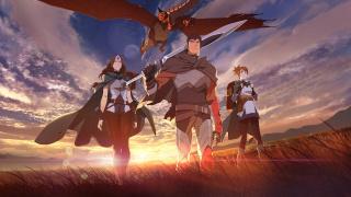 «Старая история закончилась» — тизер аниме по Dota от Netflix