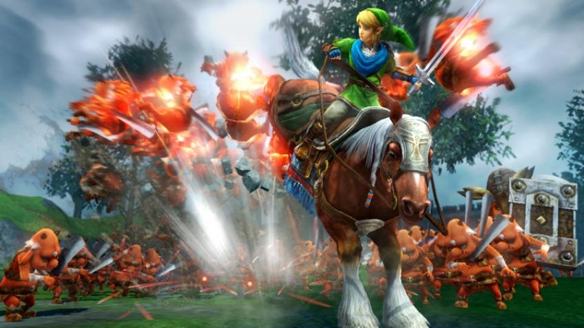 В первом DLC к Hyrule Warriors появится боевая лошадь Линка