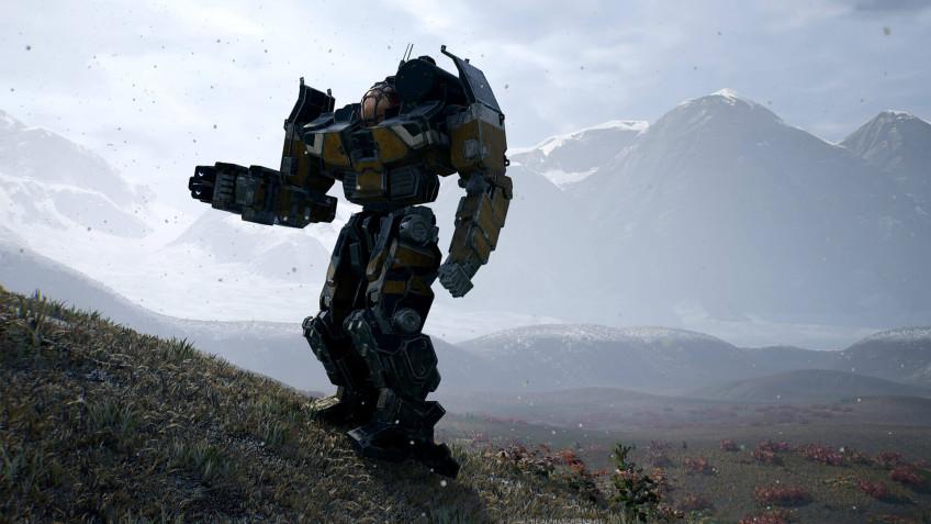 MechWarrior 5: Mercenaries выйдет на Xbox One, в Steam и GOG в конце мая