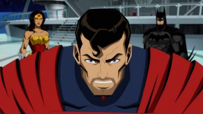 Анимационная адаптация Injustice выйдет19 октября