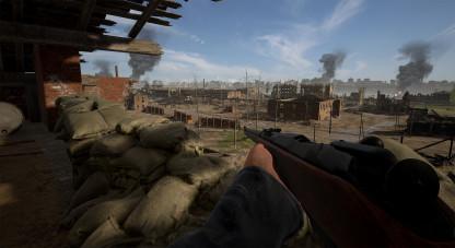 Hell Let Loose: бесплатные выходные, Сталинград и советские винтовки2