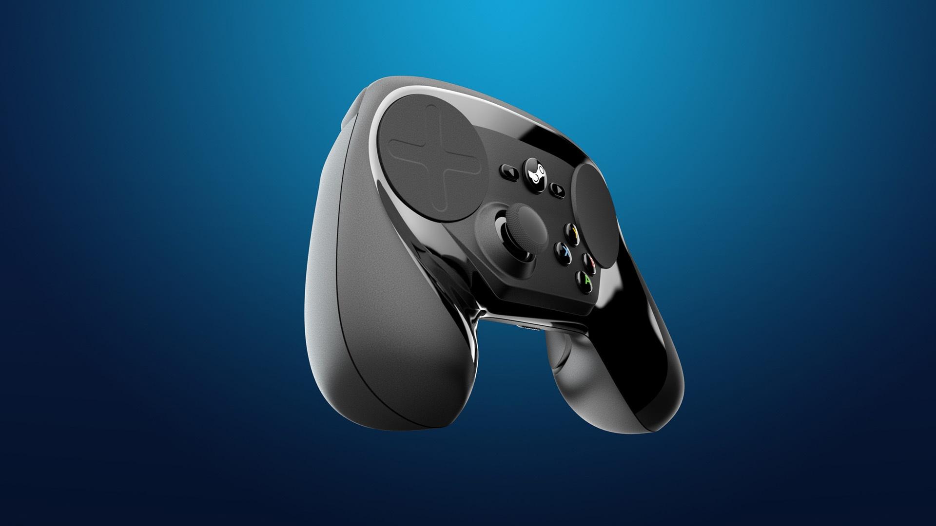 В новом патенте Valve описан Steam Controller со сменными стиками