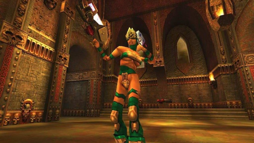 ИИ DeepMind разработал новые стратегии победы в Quake III Arena
