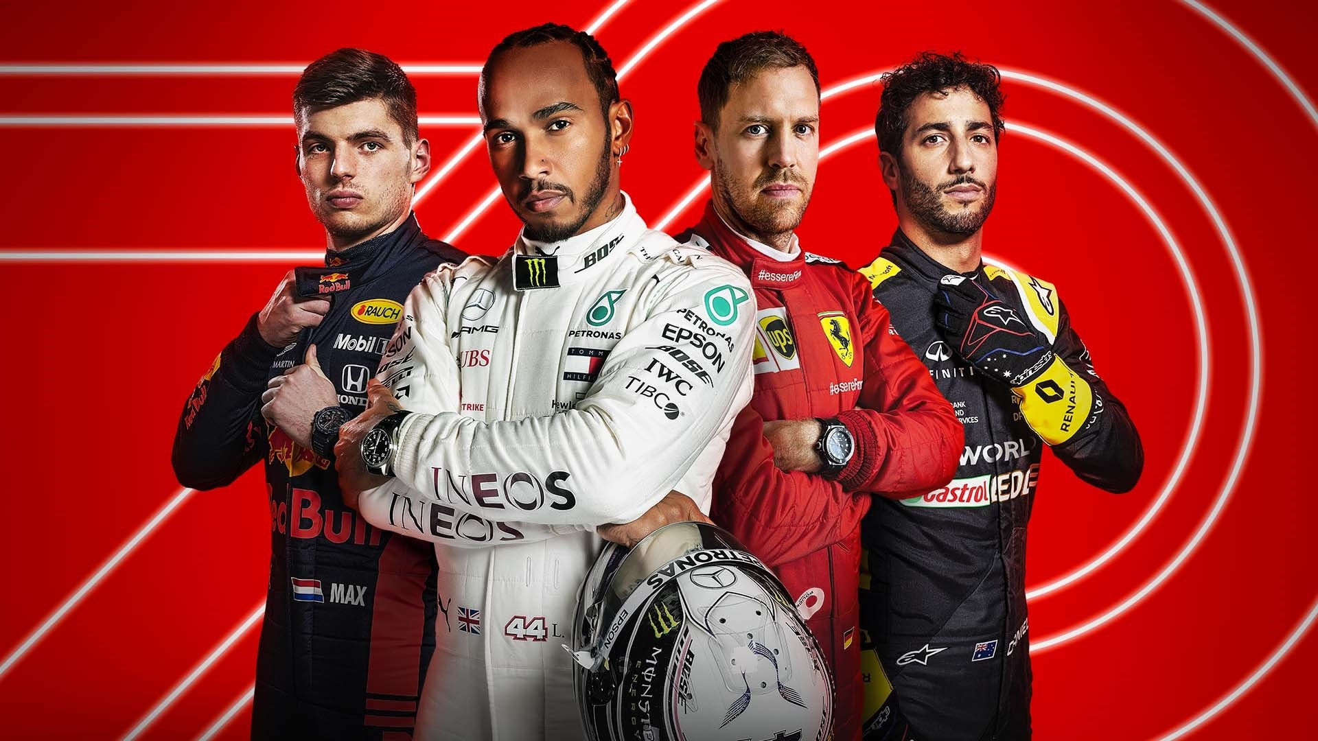 Codemasters показала первые геймплейные кадры F1 2020