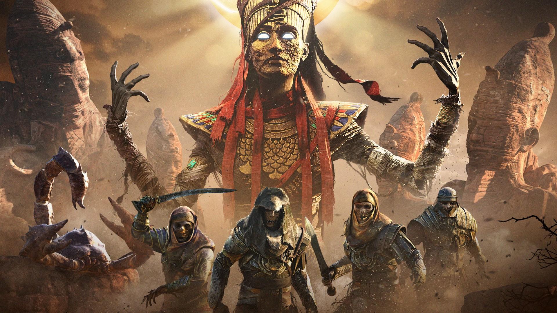 В Assassin's Creed Origins проведут бесплатные выходные