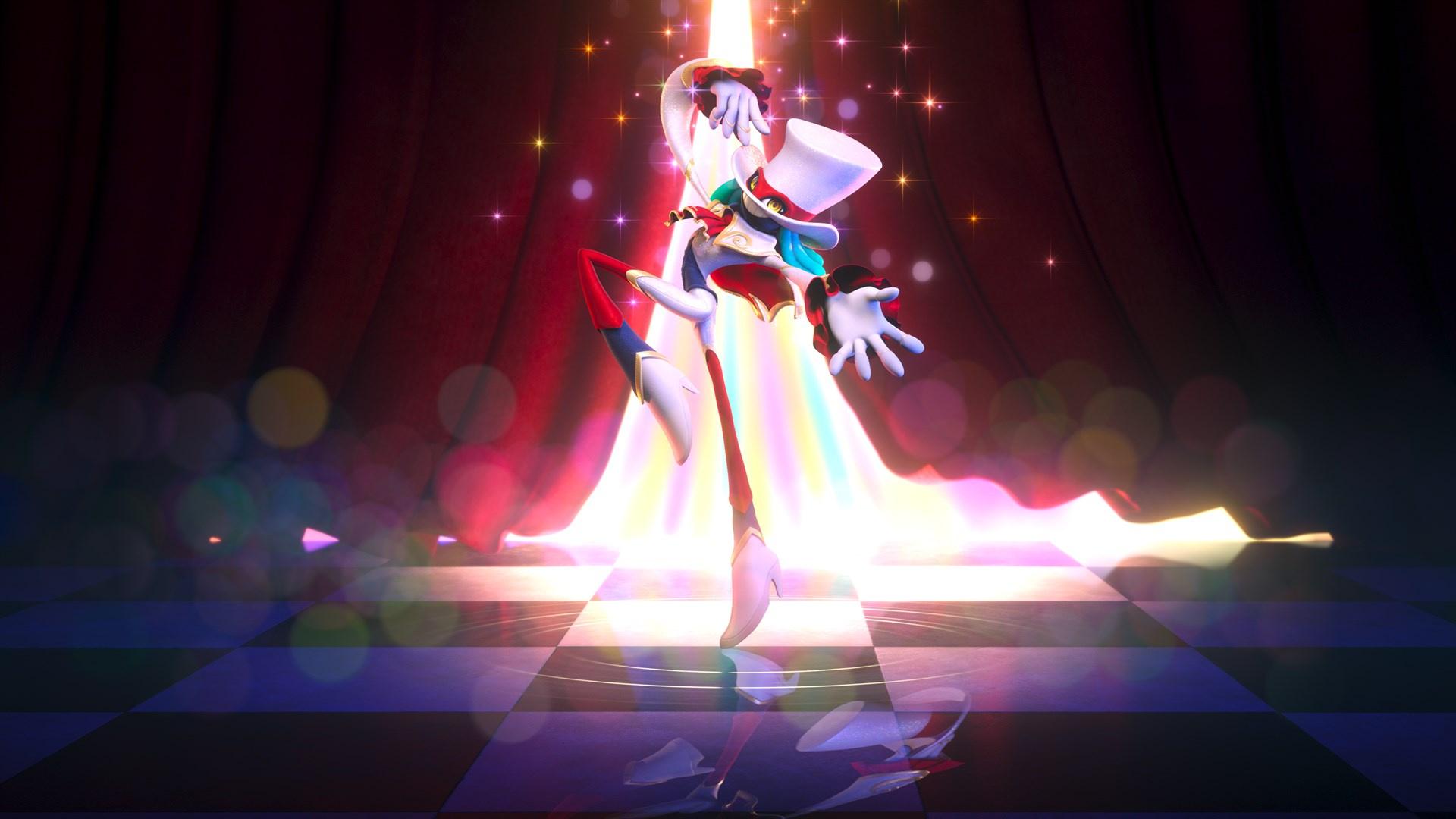 Новый геймплейный трейлер платформера Balan Wonderworld