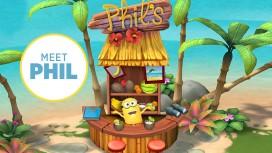 EA выпустит серию мобильных игр про миньонов из мультфильма «Гадкий я»
