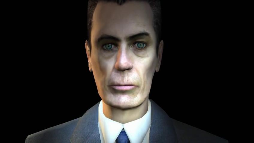 Субботний кинозал: технодемо с Джи-меном из Half-Life2 с Е3 2003 воссоздали на Source2