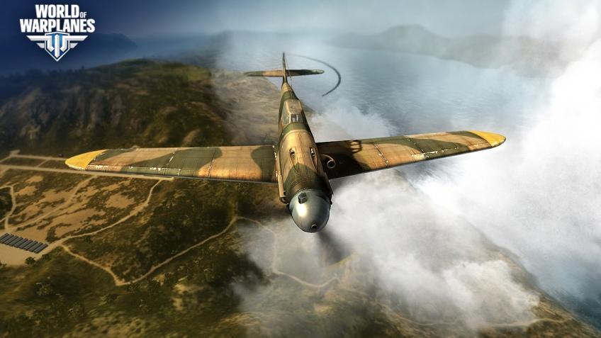 Интервью с разработчиками World of Warplanes