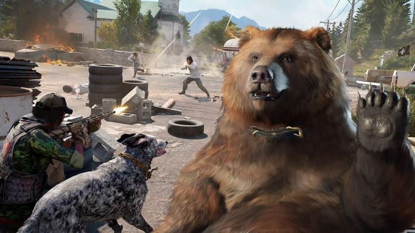 Ubisoft проводит бесплатные выходные в Far Cry5