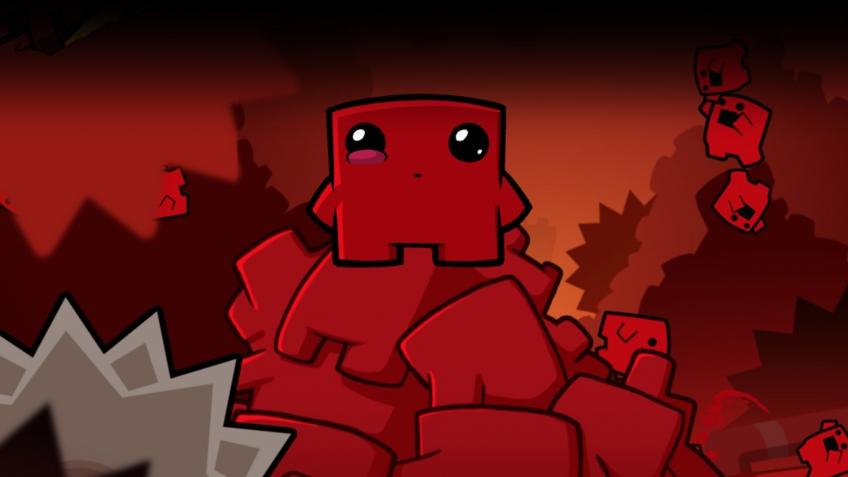 В Epic Games Store началась раздача Super Meat Boy
