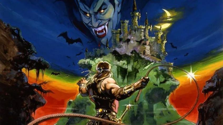 Konami 50 лет: дата релиза и состав юбилейной коллекции Castlevania