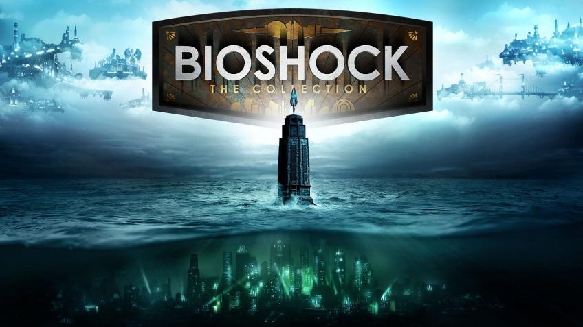 2K показала геймплей всех игр из BioShock: The Collection