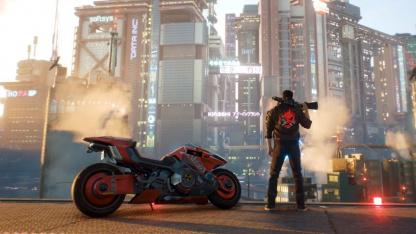 Cyberpunk 2077 стала самой популярной игрой в PS Store для PS4 в июне