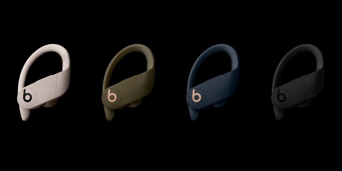 Продажи беспроводных наушников Apple Powerbeats Pro начнутся в мае