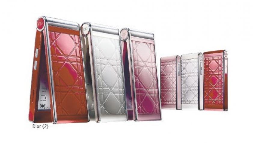 Dior в сотовых телефонах