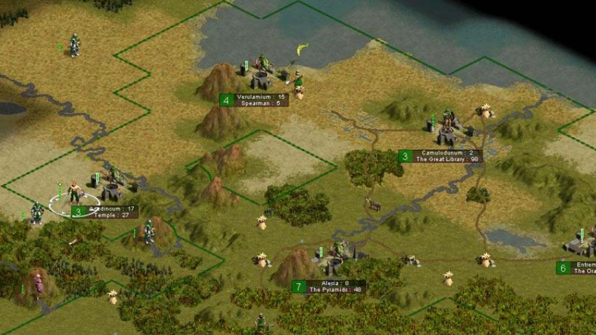 Civ III: Play The World в продаже