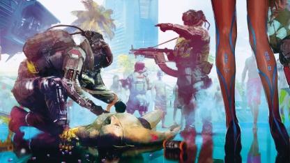 Пять новых скриншотов Cyberpunk 2077 из демо, которое показывают за закрытыми дверьми
