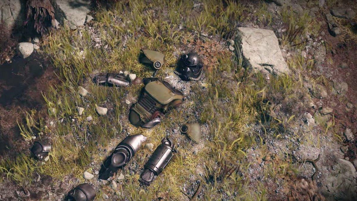 Fallout 76 с новыми багами: теперь перезарядка оружия снижает прочность брони