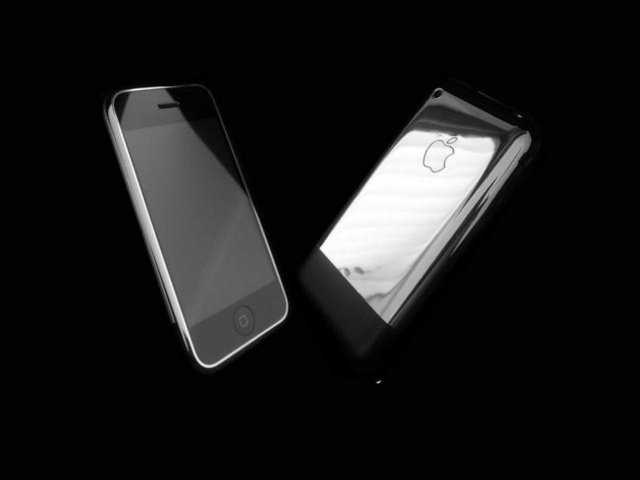 Свет увидел iPhone в корпусе из платины
