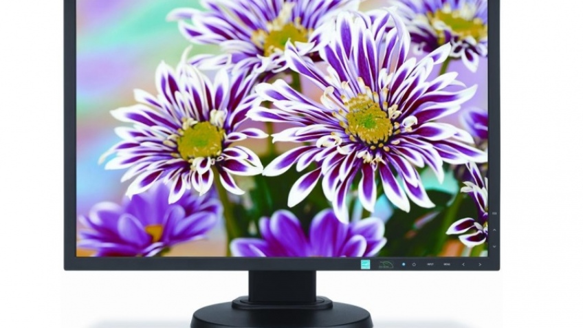 NEC начинает продажи монитора MultiSync E223