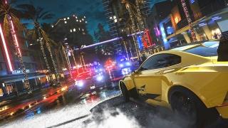 В сети появились ещё два скриншота Need for Speed Heat