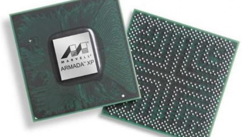 Marvell представила 4-ядерный процессор ARM для облачных серверов