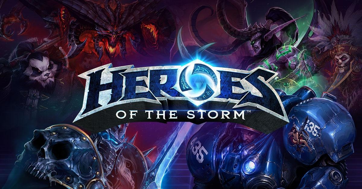Heroes of the Storm и «Железный цех» в прямом эфире «Игромании»