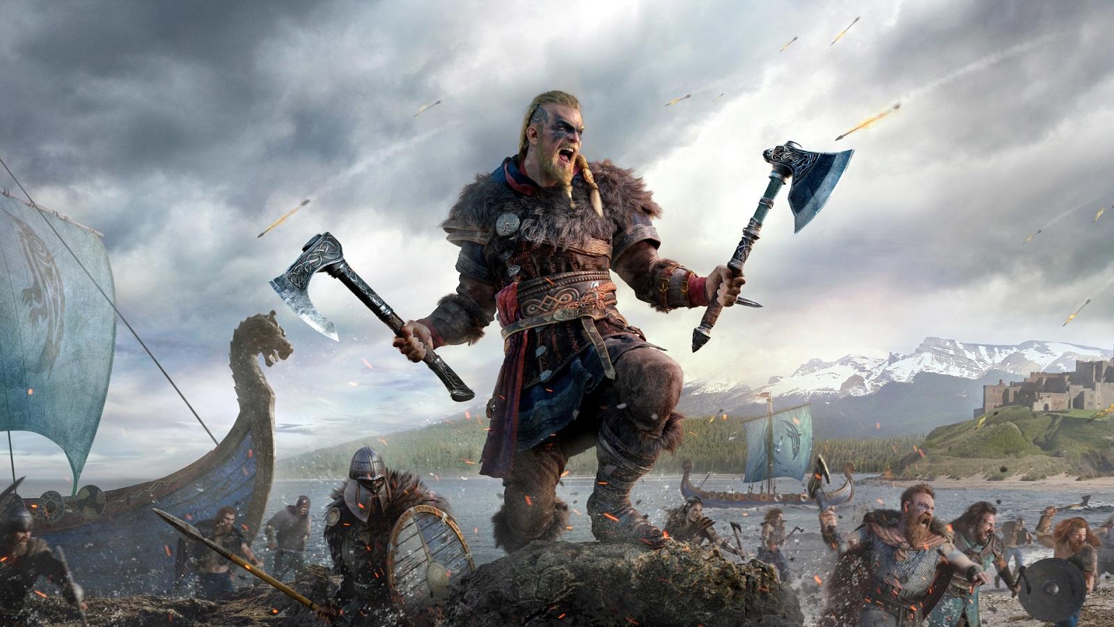 Теперь Assassin's Creed Valhalla выйдет на7 дней раньше