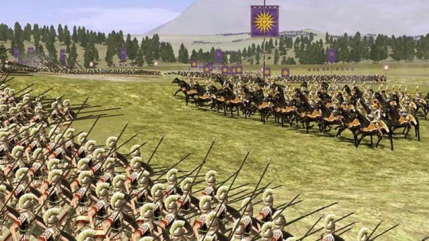 Rome: Total War - Alexander выйдет 1 сентября