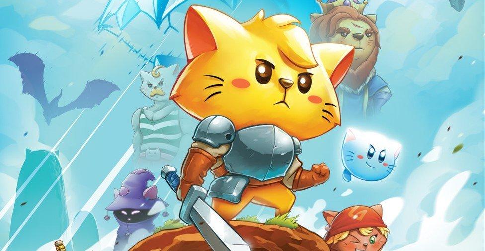Котики против Ктулху: ролевое приключение Cat Quest II выйдет в сентябре