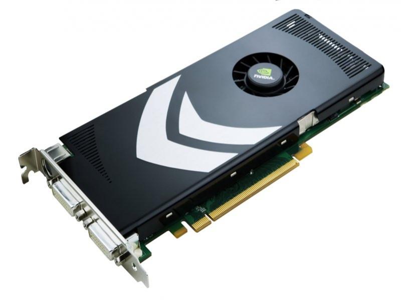 GeForce 8800 GT официально