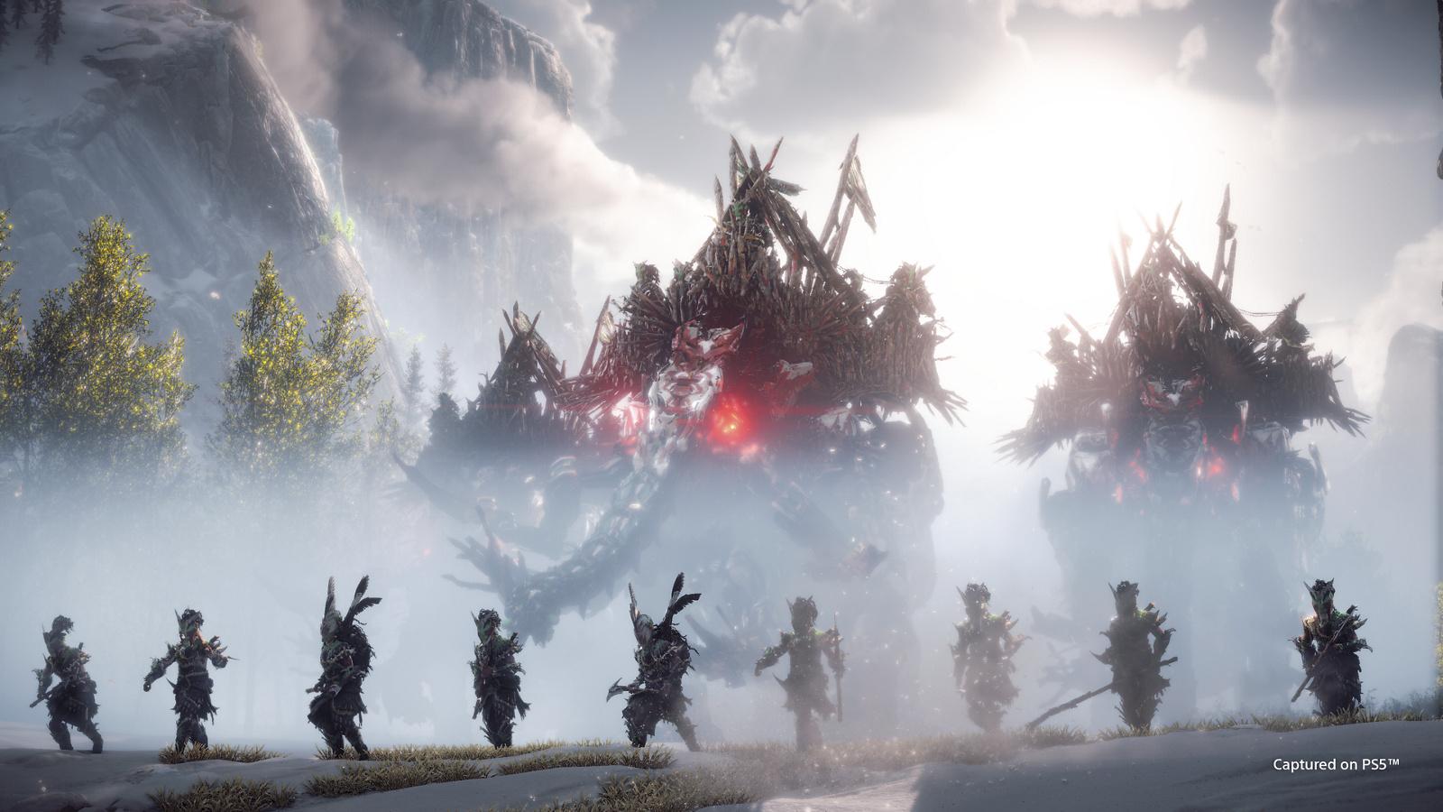 Horizon Forbidden West в России выйдет с подзаголовком «Запретный запад»