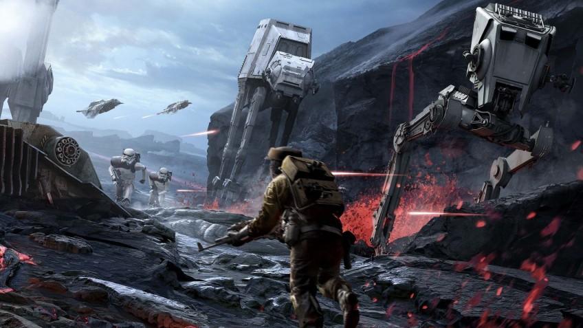 СМИ: EA отменила третью игру по Star Wars — это был амбициозный сюжетный экшен
