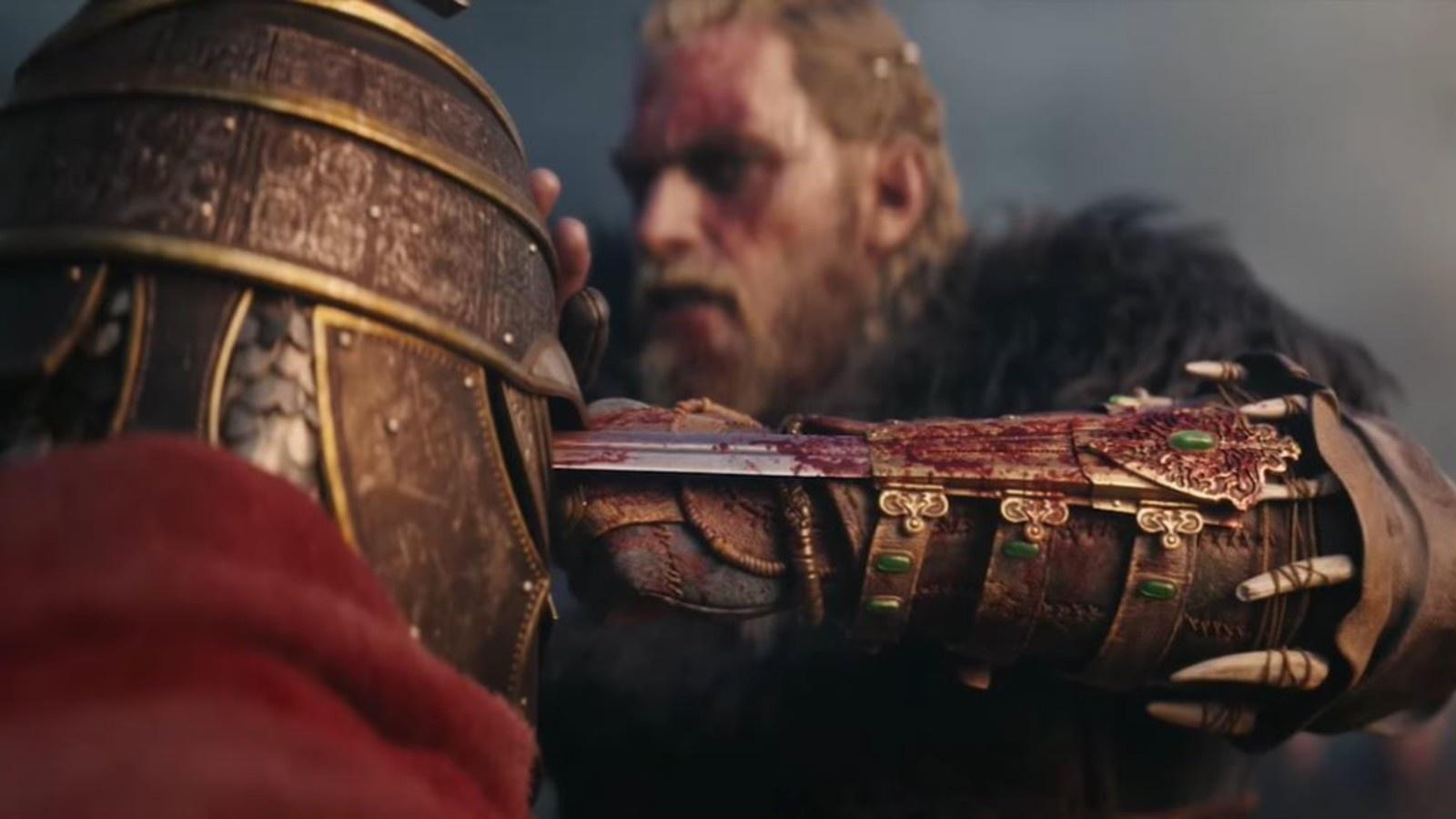 Да, скрытый клинок в Assassin's Creed Valhalla может моментально убивать