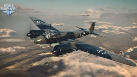 Для World of Warplanes вышло масштабное обновление