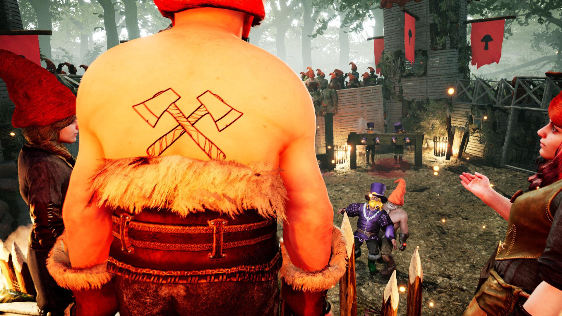 Гномы против кроликов: анонсировано приключение Gnomepunk