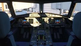 Новое видео разработчиков показывает кабины и салоны самолётов в Microsoft Flight Simulator