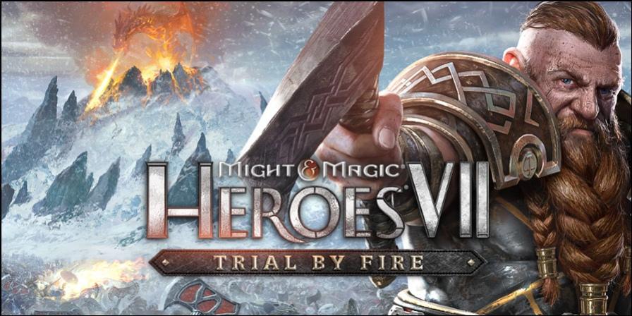 Дополнение «Испытание огнем» для «Меч и магия: Герои VII» выйдет летом