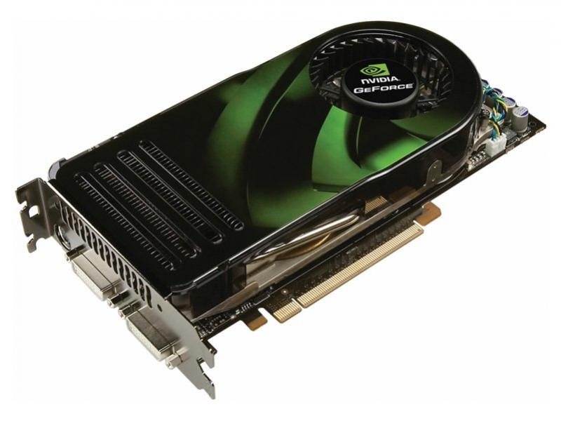 NVIDIA избавится от GeForce 8800 GTS